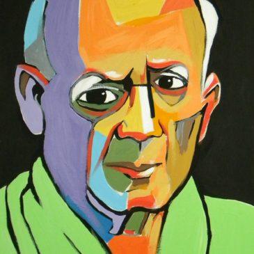 Nella bottega di … Pablo Picasso