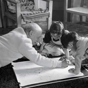 Nella bottega di Pablo Picasso