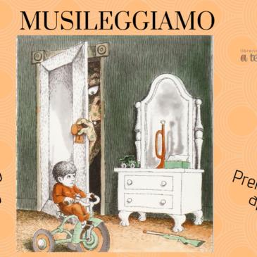 MusiLeggiamo: letture in musica per i bambini tra i 3 e i 6 anni